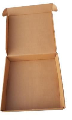 Corrugated Box 12* 12 * 02 Inch/30.48 *30.48 *5.08 cm 3 ply