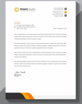printonlinestore Letterhead printing
